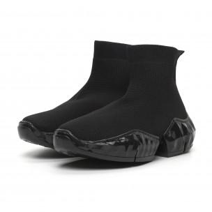 Pantofi sport flexibili tip șosetă pentru dama  2