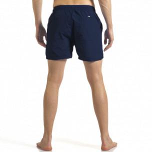 Costume de baie bărbați Primo&Secondo albastru  2