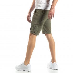 Pantaloni scurți bărbați Y-Chromosome verzi