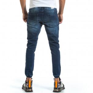 Blugi bărbați Yes Design albaștri 2