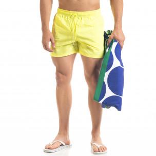 Costume de baie bărbați Warren Webber galben