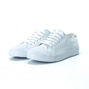 Teniși albi pentru dama 2