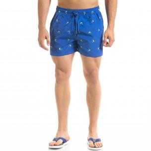 Costume de baie bărbați Swordfish albastru