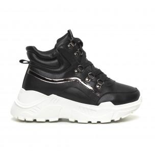 Pantofi sport înalți de dama design Trekking