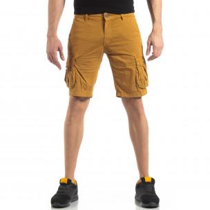 Pantaloni scurți bărbați Y-Chromosome camel 2