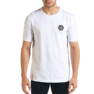 Tricou bărbați Flex Style alb 2