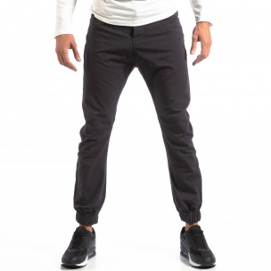 Pantaloni Jogger ușori gri pentru bărbați House House