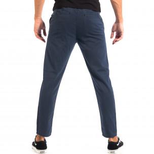 Pantaloni bărbați RESERVED albaștri  2