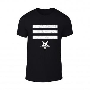 Tricou pentru barbati Star 3 negru