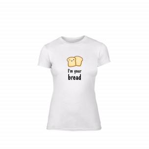 Tricou de dama Bread, mărimea M