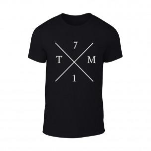 Tricou pentru barbati TM71 negru