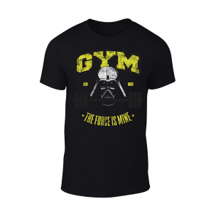Tricou pentru barbati Gym Force negru