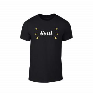 Tricou pentru barbati Soul alb, mărimea S
