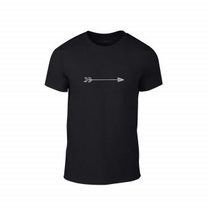 Tricou pentru barbati Target  negru, mărimea L