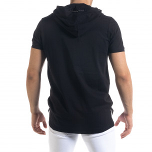 Tricou bărbați RNT23 negru  2
