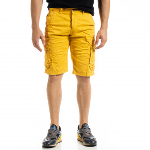 Pantaloni scurți bărbați Blackzi camel