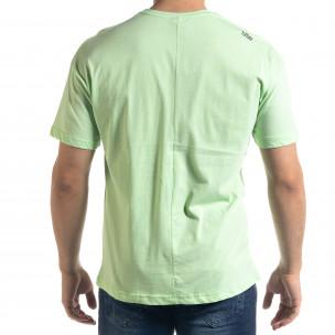 Tricou bărbați SAW verde 2