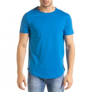 Tricou bărbați Clang albastru