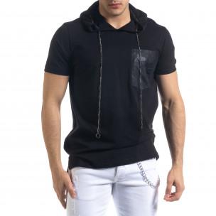 Tricou bărbați RNT23 negru
