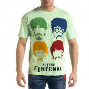 Tricou bărbați SAW verde