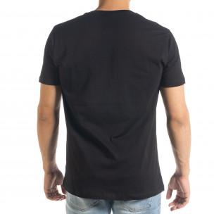 Tricou bărbați Freefly negru 2