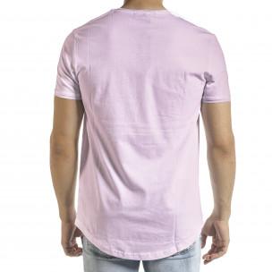 Tricou bărbați Clang mov  2