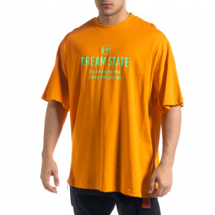 Tricou bărbați SAW orange