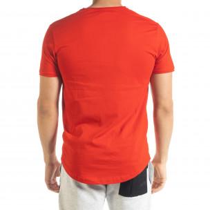 Tricou bărbați Clang roșu 2