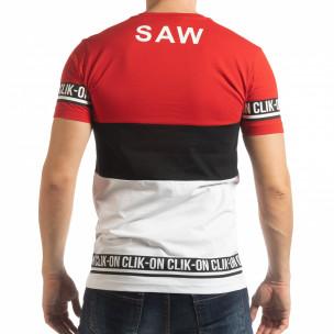 Tricou pentru bărbați Free RBW  2