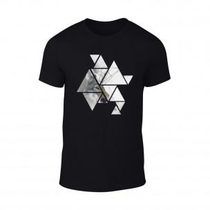 Tricou pentru barbati Wolf 1 negru