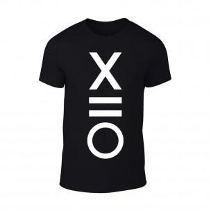 Tricou pentru barbati XO negru